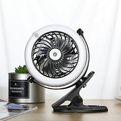 Ventilador de aerosol Ventilador USB de vehículo estático ...