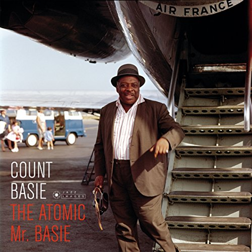 Vinilo : Count Basie - Atomic Mr Basie + 1 Bonus Track (Photo Cover By Jean-Pierre Leloir) (Gatefold LP Jacket, 180 Gram Vinyl, Bonus Track, Deluxe Edition, Spain - Import)