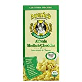 Annie's Homegrown Organic Alfredo Shells & Cheddar 6-Ounce (Pack of 60)
