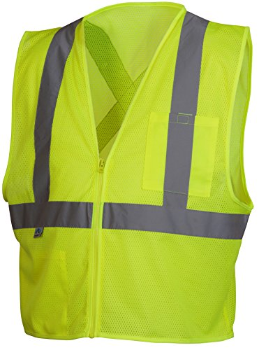 Lime Safety Vest - 8