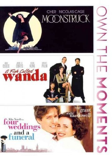 4 Weddings and a Funeral / A Fish Called Wanda by 20th Century Fox