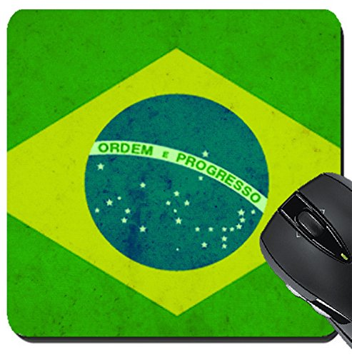 MSD Suqare Mousepad 8x8 Inch Mouse Pads/Mat design 20013293 brasil - Brasil Vintage