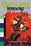Horrorland, Tome 09: Le serpent du camp Ython