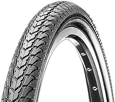 CST C1446 neumático de Bicicleta 26 x 1,75, Color Negro Negro ...