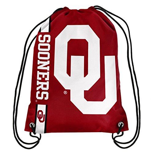 Oklahoma Big Logo Drawstring Backpack