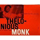 Thelonious Monk Genius of Modern Music Volume Two