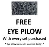 amberlys Yoga Mediation Cushions with Removable
