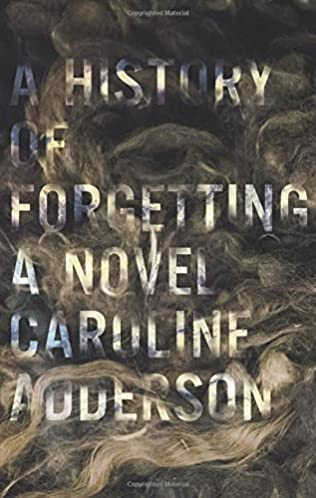 book cover of A History of Forgetting
