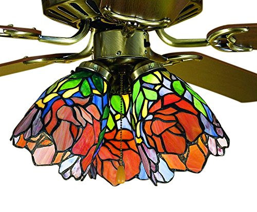 Iris Fan Light Shade, 5