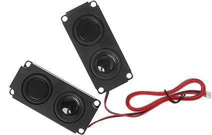 Xuniu Altavoces de Audio, 1045 Altavoces de Sonido Altavoces de TV ...