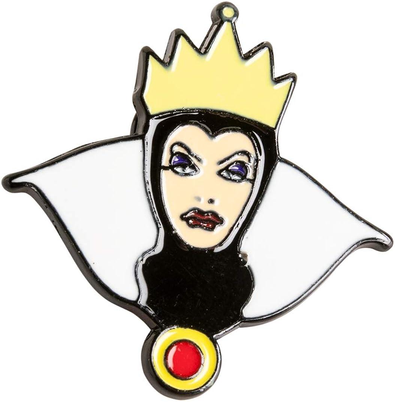 Disney Villains Evil Queen Enamel Pin Badge Amazon Co Uk Clothing Perfect for halloween or fancy dress parties! amazon uk