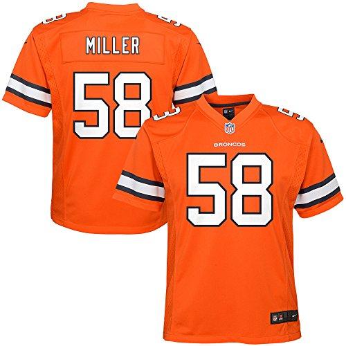 brand new 57414 b6b60 NIKE Youth Large (14-16) Von Miller Denver Broncos Color ...