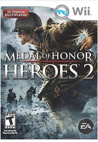 Medal of Honor: Heroes 2 - Nintendo Wii Nintendo Wii Iron