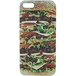 CRSHR Cheese iPhone 5 5S 5SE Case in Multi.