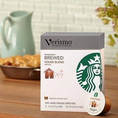 Starbucks® VerismoTM Pods
