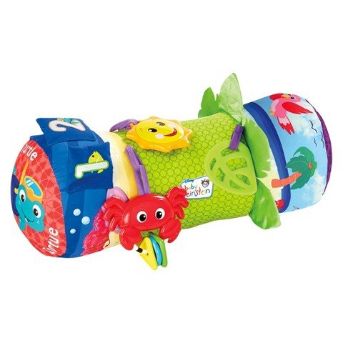 Baby Einstein Rhythm of the Reef Prop Pillow™ baby's perfect companion!