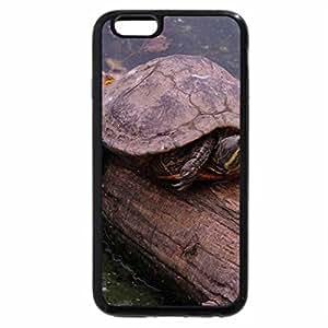 iPhone 6S / iPhone 6 Case (Black) Slow Poke