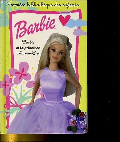 Read Barbie et la princesse Arc-en-Ciel pdf epub