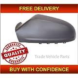 Trade Vehicle Parts OP4004 Door Wing Mirror Cover Primed Passenger Side