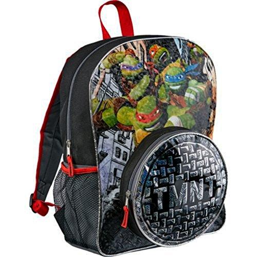 [Teenage Mutant Ninja Turtles 16 Tech Shell Backpack] (Ninja Turtles Backpack Shell)