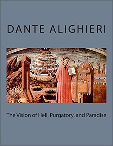 Elektronik data bog download The Vision of Hell, Purgatory, and Paradise PDF