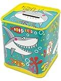Rachel Ellen Money Box - Sharks About