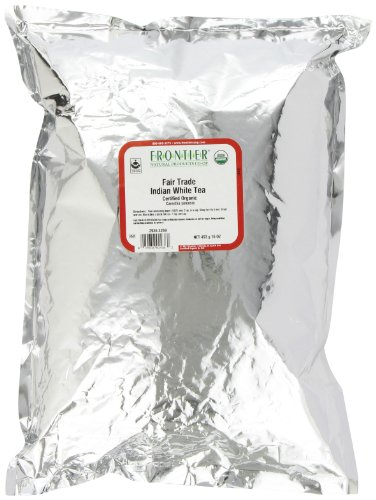 Frontier White Tea Indian, 16-Ounces