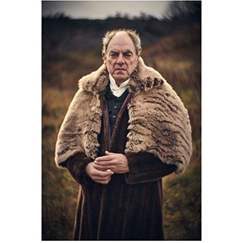 Frontier Alun Armstrong as Lord Benton standing in field 8 x 10 Inch - Declan Fields