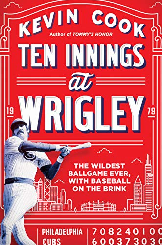 Ten Innings at Wrigley: The Wildest Ballgame Ever, with Baseball on the Brink (Pete Rose Baseball Records)