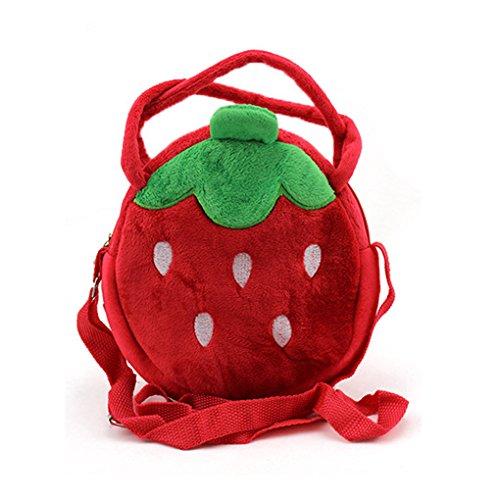 MuLuo Cartoon Strawberry Shoulder Messenger product image