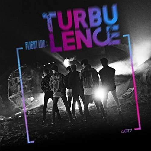 CD : GOT7 - Flight Log : Turbulence - Vol 2 (Asia - Import)