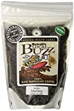 Hawaii's Local Buzz Premium Black Label Extra Fancy, Dark Roast Whole Bean, 7 Ounce