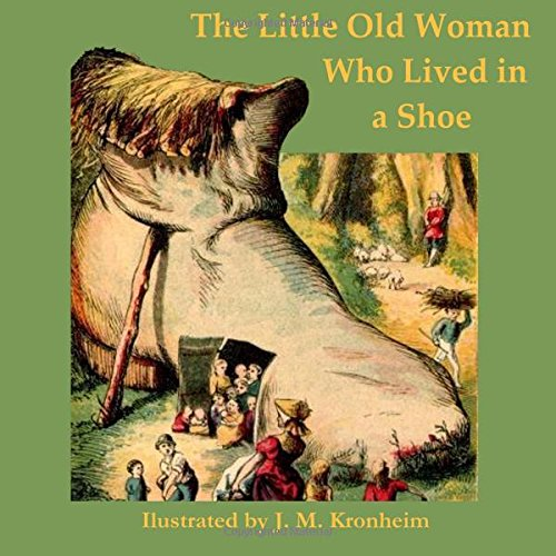 The Little Old Woman Who Lived in a Shoe: Little Bo-Peep (Treasured Illustrated Classics) (Volume 8) pdf