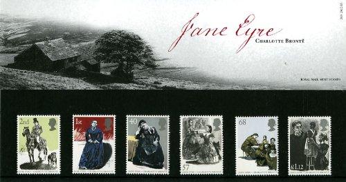 2005 Jane Eyre Presentation Pack Royal Mail. ()