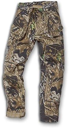 Fratelliditalia Pantalon doubl/é en flanelle Chasse Neige Grandes tailles