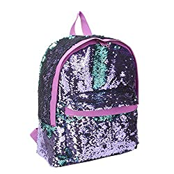 Magic Mermaid Mini Sequins Backpack