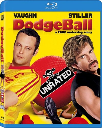 Blu-ray : Dodgeball: True Underdog Story (Unrated Version, Dubbed, , Dolby, AC-3)