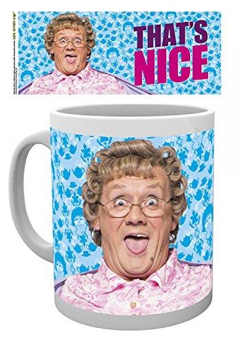 1art1 Mrs Brown's Boys Photo Coffee Mug - Thats Nice (4 x 3 inches) from 1art1