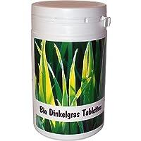 SANOS Bio Dinkelgras Tabletten 200g / 500 Tabletten aus eigenem Anbau frisch vom Bodensee