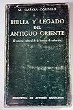 img - for La Biblia y el legado del antiguo Oriente: el entorno cultural de la historia de salvaci n book / textbook / text book
