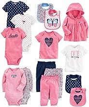 Carter's Baby-Girls 15-Piece Basic Gift Set Gift