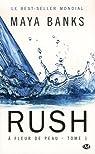 À fleur de peau, tome 1 : Rush par Banks