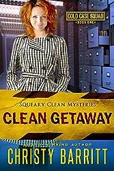 Clean Getaway (Squeaky Clean Mysteries Book 13)