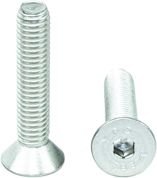 "5//16/""-18x1-3//4/"" Hex Socket Head Cap Screws Alloy Steel Black LOT 15"