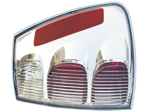 CHVY SPORT UTILITIES EQUINOX TAIL LIGHT LEFT (DRIVER SIDE) 2005-2008