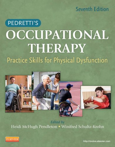 Download Pedretti's Occupational Therapy: Practice Skills for Physical Dysfunction (Factsbook) Pdf