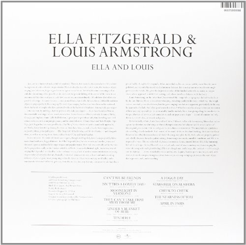 Ella And Louis [LP] by Imports (Image #1)