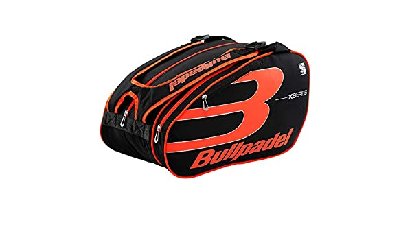 Paletero Bullpadel Fun X-Series Orange: Amazon.es: Deportes ...