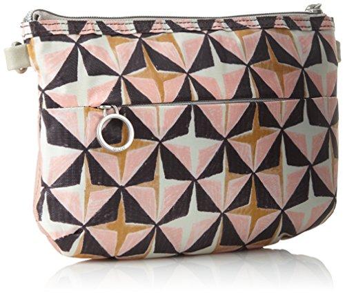 Oilily H Shoulderbag cm Rose x Charm T 2 B 2x15x25 y Mujer Geometrical hombro Shoppers de Shz bolsos Rosa rTBqxrEw