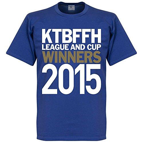 Winners KTBFFH 2015-Maglietta, colore blu reale